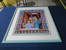 Diana Bryer Limited Edition Jewish Art Print 96/1000 Signed