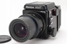 Exc+++ Mamiya RZ67 Pro II Medium Format SLR  sekor Z 180mm f4.5 120 Filmback