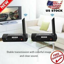 HDMI TV Audio Video Sender Transmitter Receiver Wireless Sharing Device 5.8G HM2