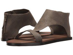 Women's Shoes Sanuk Yoga Dawn TX T-Strap Sandals 1020240 BRINDLE