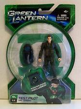 Green Lantern 4ins Action Hero Figures. Packaged.select From Upto 5 Gl11 Test Pilot Jorden