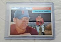 2005 Topps Heritage Chrome Brandon Moss Rookie Card Rc 1615/1956 Boston Red Sox