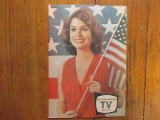 June 30-1974 Flint Michigan Journal TV Maga(ELIZABETH BAUR/IRONSIDE/HARRY CHAPIN