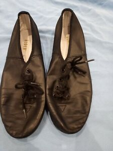 Bloch Black Jazz Shoes Size 1