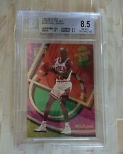1993-94 Fleer Ultra Power in the Key Michael Jordan #2 BGS 8.5 🐐!