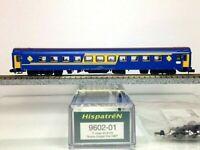 HISPATREN 9602-01 Coche 1ª AA-9103 N.I. RENFE Escala N + Kit mejora instalado