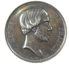 Médailles françaises en argent