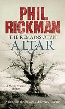 Remains of an Altar: A Merrily Watkins Mystery (Merrily Watkins Mysteries), By P