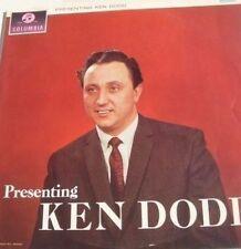 Excellent (EX) Grading Easy Listening Pop 33 RPM Speed Vinyl Records