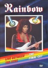 Live Between the Eyes/The Final Cut by Rainbow (DVD, Oct-2006, 2 Discs,...