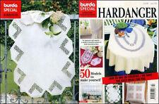Burda Special Hardanger Magazine Issue #E514  Brand New