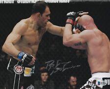 Antonio Rogerio Nogueira Signed 8x10 Photo BAS Beckett COA UFC 140 vs Tito Ortiz