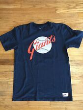 San Francisco Giants Nike Cooperstown Collection Shirt