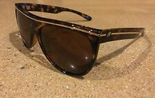 Electric Sunglasses Low Note Shades Tortoise Shell Bronze Brand New With Box