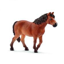 Schleich® Horse Club® 13873 Dartmoor-Pony Stute, NEU mit Schleich®-Fahne