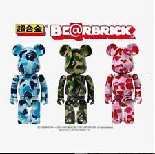 SHIPS ASAP IN HAND ABC CAMO BE@RBRICK CHOGOKIN 200% Bearbrick