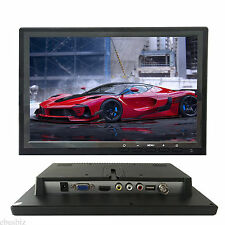 "Portable 10.1"" Screen IPS LED Digital Monitor AV/VGA/TV/HDMI For CCTV PC"