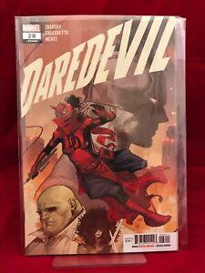 Daredevil #28 2021 Marvel Comics