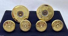 Twelve Gauge Shotgun Shell Tuxedo Set