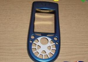 Genuine Original Nokia 3650 Fascia Blue Housing Cover