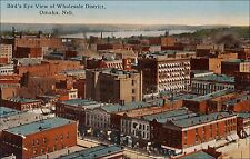 Wholesale District, Clothing Store: Omaha, NE.  Pre-1920.