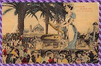 Carnaval de Nice - 1911 - Char la Stocaficada