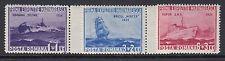 Romania: 1936 1st Marine esposizione, Bucarest Set SG1343-5 Gomma integra, non linguellato