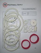1972 Bally Little Joe Pinball Machine Rubber Ring Kit