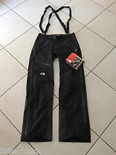 NORTH FACE TNF BLACK POINT FIVE NG WATER-PROOF SNOW SPORT PANTS,  WOMENS M ~NWT