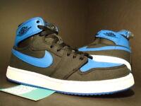 Nike Air Jordan I Retro 1 KO HIGH OG AJKO BLACK SPORT ROYAL BLUE WHITE BRED 10.5