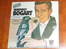 """STILL SEALED"" VINYL LP by HUMPHREY BOGART ""THE MALTESE FALCON"""