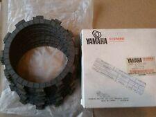 Yamaha NOS Clutch Fiber Plates RD250 RD350 RD400 TY250 TT600 XT600 XT350 RZ350