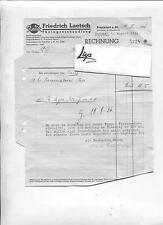 1936 RALIK LAeTSCH Frankfurt Großhandel Photoartikel