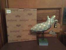 2007 Jim Shore Heartland Creek Ghostly Haunt Flying Ghost Figurine With Box