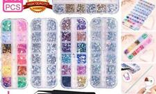 6400 pcs Nail Art Nail Crystal Diamonds Professional high quality Art Supplies