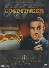 JAMES BOND - Goldfinger - Edition Ultimate 2 DVD - Neuf.
