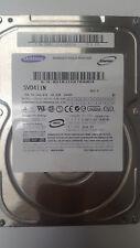 40 GB IDE Samsung  SV0411N Internal 5400 RPM  Festplatte generalüberholt