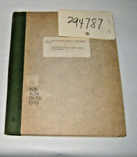 1959 Bio-Astronautics Astia Report Bibliography Armed Services Technical Info Ag