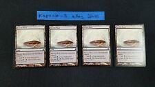 4x Barren Moor   Commander   MTG Magic The Gathering Cards