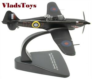Oxford 1:72 Boulton Paul Defiant Mk.I Night Fighter No. 151 RAF Wittering AC094