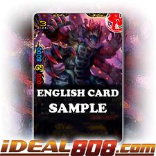 Buddyfight x 1 Specter of Darkness Wasteland, O-Yamigedo [X-BT02A-SS01/0005EN RR