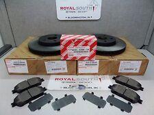 Toyota Sienna Avalon Front Brake Pads & Rotors Set Kit Genuine OE OEM