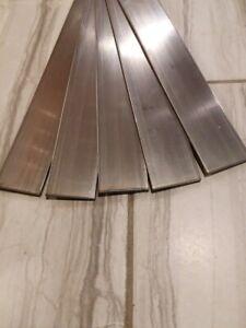 "1/8"" Annealed 1095- USA steel 1/8""x1.5""x8"" knife making billets"