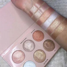6Color Renaissance Eye Shadow Makeup Cosmetic Shimmer Matte Eyeshadow Palette Ho