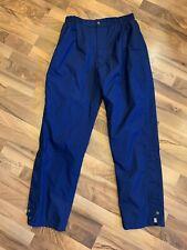 Vintage Tourney Gore-Tex Mens XL Pants Windbreaker Hiking