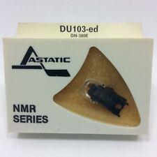 DUAL  DN-380E  PHONOGRAPH NEEDLE IN ASTATIC PKG DU 103-ED, NOS/NIB
