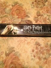 Harry Potter The Elder Wand With Illuminating Tip THE NOBLE COLLECTION BRAND NEW