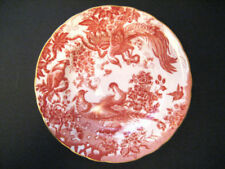 Red Aves Royal Crown Derby Porcelain & China