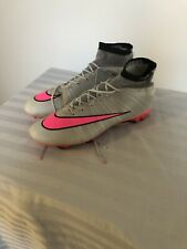 Nike Mercurial Superfly FG Pro Football Boots Size 10 1/2