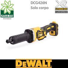 DeWALT DCG426N smerigliatrice fresatrice assiale 18V 760W BRUSHLESS solo corpo